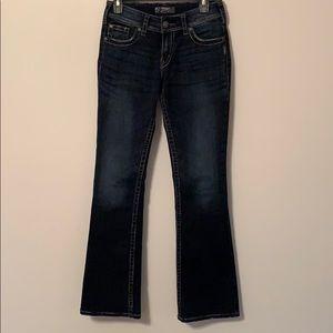 Silver Suki Surplus Jeans Bootcut